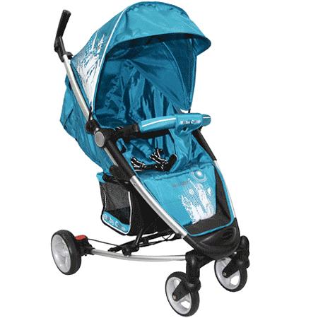 Коляска baby care new york цвет blue блю