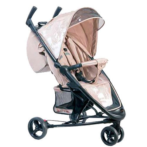 Коляска летняя baby care rome цвет беж