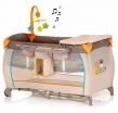 Манеж-кровать HAUCK Baby Center для новорожденных