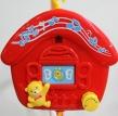 Мобиль на детскую кроватку Домик Bairun