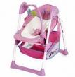 Стульчик для кормления Hauck Sit n Relax 2 в 1 + шезлонг для новорожденных