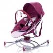 Шезлонг Jetem Relax для новорожденных с вибрацией