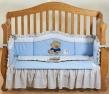Комплект постельного белья для новорожденного Giovanni Teddy Navy