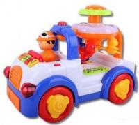 Машинка с каруселью Bairun