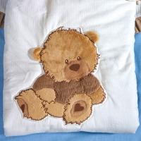 Одеяло для новорожденных Giovanni Teddy