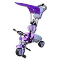 Трехколесный велосипед с ручкой Jetem Chopper