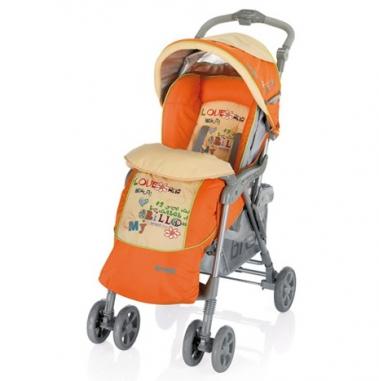 Детская прогулочная коляска Brevi Grillo 2.0