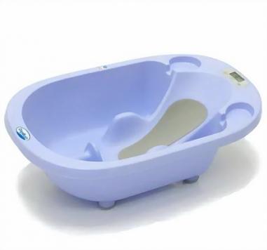 Детская ванночка DigiBath с термометром и весами