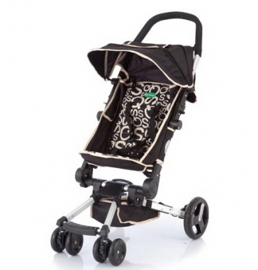 Quick Smart Easy Fold облегченная прогулочная коляска