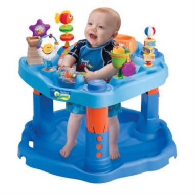 Развивающий детский игровой центр Evenflo ExerSaucer Splash