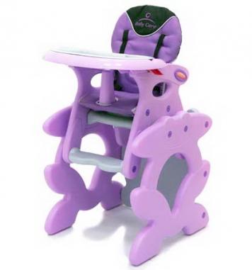 Стульчик-трансформер Baby Care Frog