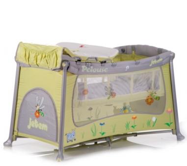 Двухуровневый манеж-кровать Jetem Rhapsody (Jetem C4)