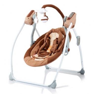 Электрокачели для новорожденных Jetem Breeze