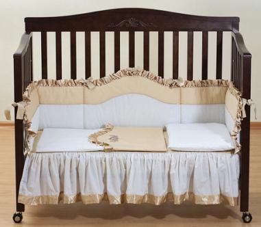 Набор постельного белья для новорожденных Giovanni Premium