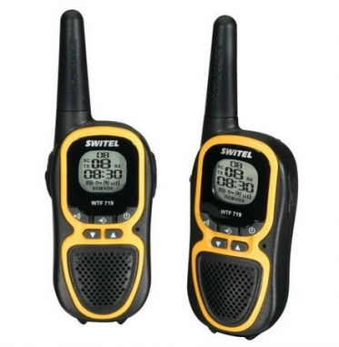 Рация-радионяня Switel WTF 719