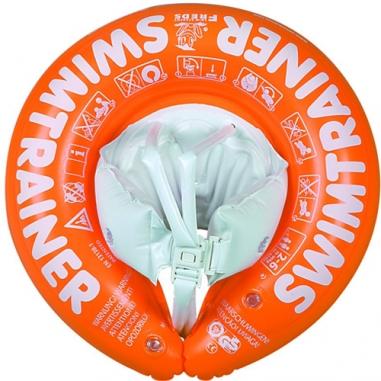 Оранжевый круг swimtrainer