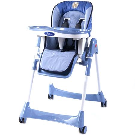 Основные характеристики стульчика Jetem Capitan * 6 уровней высоты...